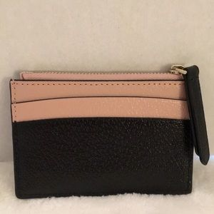 kate spade Accessories - Kate Spade ♠️ Small Zip Card Holder Jeanne 2019